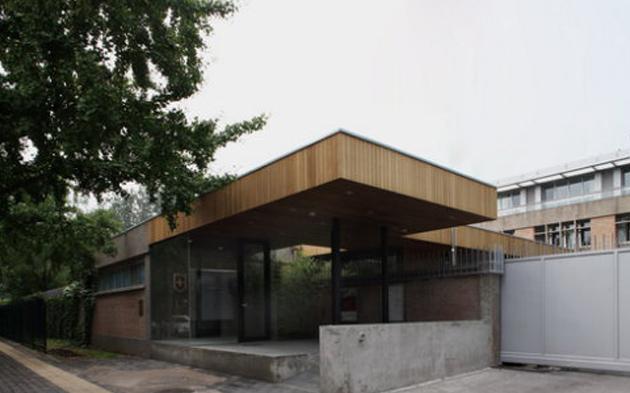 瑞士大使馆附属楼