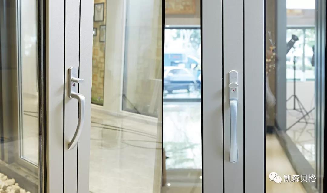 80系列折叠门五金型材系统
