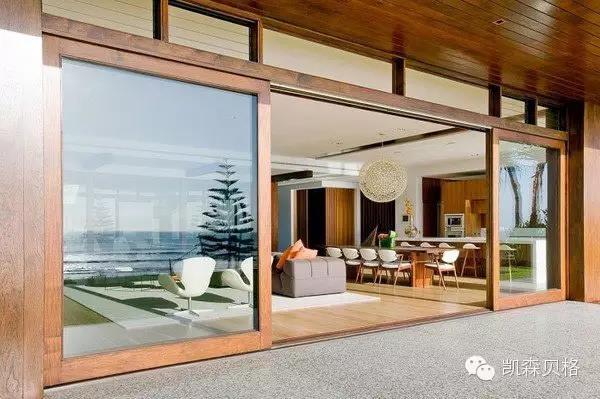 『KSBG』铝合金门窗五金在门窗系统中的选配